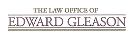Logo - Gleason Law DC